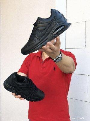 Кроссовки мужские Nike Air Max черные 41-45р