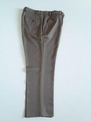 Класические светло коричневые брюки 40 S раз