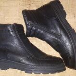 44р-28,5 см ботинки зима кожа Giovanni Lombardi