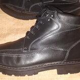 7/5-27см кожа зима ботинки Fretz men Switzerland вся стелька 27 см ширина стельки 9 см высота от по