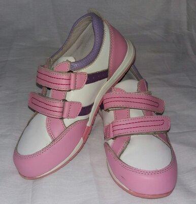 Кожаные кроссовки В&g 29 размер
