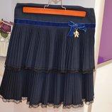 Школьная юбка Mone Моне рост 140