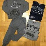 Костюм для мальчика реглан штаны трикотаж