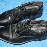 Туфли сlarks кожа модельные состояние новых