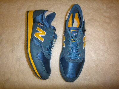 Оригинальные кроссовки New Balance 400 р. 41-41,5 26см Вьетнам
