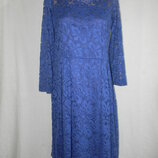 Новое красивое кружевное платье floryday 14p