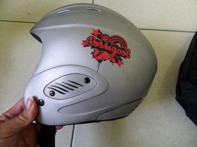 Шлем Rossignol гірськолижний ог-56см