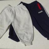 Lonsdale. Тёплые штанишки пакетом 80-86 размер на 12 -18 месяцев.
