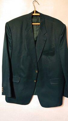 Мужской пиджак 3XL-4XL наш 60-62-64р большой размер батал