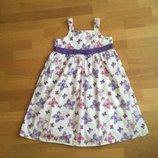 Платье bpc bonprix 128 см/8 л. Хлопок