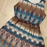 Красвиое летнее платье