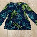 Шикарная блуза рубашка красивой расцветки от h&m H&M
