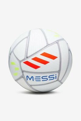 adidas White Messi Capitano Ball