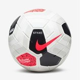 Мяч Nike White 2019/2020 Premier League Strike Ball