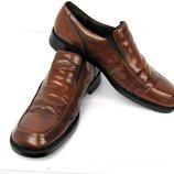 Туфли кожаные лаковые Kenneth Cole Reaction ТУ 129 50 - 51 размер