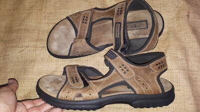 44-29 см сандали кожа Montrex