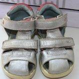 Кожаные сандали Ecco р. 23 по стельке 14,5 см