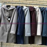 Пальто демисезонное шерстяное, модель 186. рр 40-54