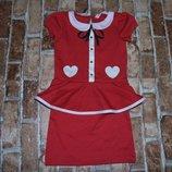 платье нарядное 4-6 лет Нм большой выбор одежды 1-16лет