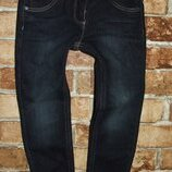 джинсы стрейч девочке 5 лет Pocopiano сток большой выбор одежды 1-16лет