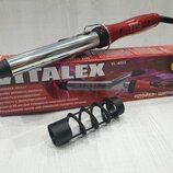 Плойка для волос VITALEX VT-4003, Щипцы для завивки волос
