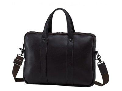 Кожаная сумка для ноутбука Бесплатная доставка мужской портфель 201DB натуральная кожа
