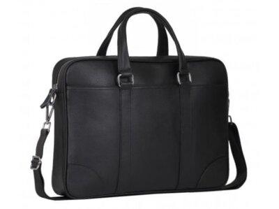 Кожаная сумка для ноутбука Бесплатная доставка мужской портфель A25-9904A натуральная кожа