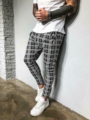 Стильные мужские брюки s-m-l-xl