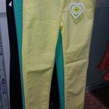 Летние яркие джинсы размер 29.