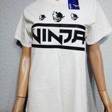 Модная футболка ninja унисекс Primark