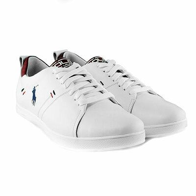 Мужские кроссовки Po new White