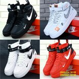 Мужские кроссовки Nike Air Force 1 Hi Just Do It, Nike Air Force 1 TM