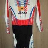 Вело-Комбинезон вело-трико шорты с памперсом размер M