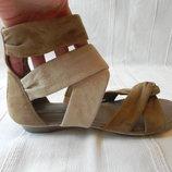 Босоножки сандалии гладиаторы Geox Respira р.39 26