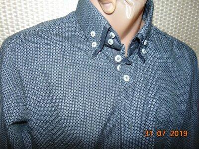 Нарядная деловая стильная брендовая рубашка сорочка Next .м .