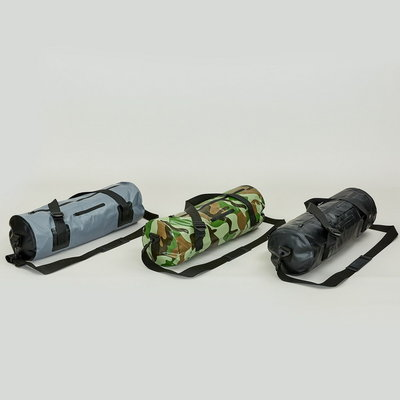Водонепроницаемая сумка с плечевым ремнем Waterproof Bag 0379-10 объем 10л 3 цвета
