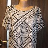 легкая блузка F&F в идеальном состоянии 2XL