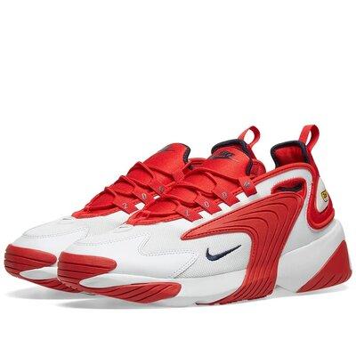 Кроссовки мужские Nike Zoom 2K White Red
