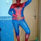 Карнавальный костюм Человек Паук на взрослого.