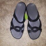 Шлепки Crocs w9 39-40