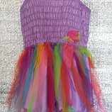 Карнавальный костюм Пони Rainbow Dash на 4 года Lucy Locket