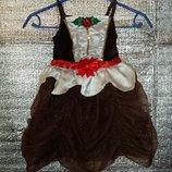 Карнавальный костюм Лесная Фея на 3-4 года, George