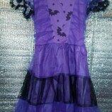 Карнавальный костюм Летучая мышь Фея Halloween Хэллоуин на 6-7 лет, Италия