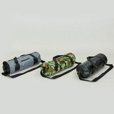 Водонепроницаемая сумка с плечевым ремнем Waterproof Bag 0380-15 объем 15л 3 цвета