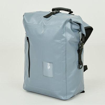 Водонепроницаемый рюкзак Waterproof Bag 0382-30 объем 30л серо-черный цвет