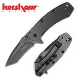 Складной нож от компании Kershaw. Модель Cryo II Tanto BW 1556TBW. Оригинал