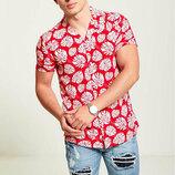 Sale Летняя мужская рубашка Brave Soul