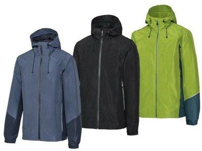 -10%Куртка мужская на подкладке покрытие Bionic Finish Eco 3000мм Crivit.Германия р.евро 50,52,54,56