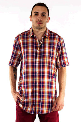 Sale Рубашка с коротким рукавом Hoxton