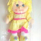Мягкая музыкальная кукла,рус.яз.,35 см,говорящая кукла,мягкие куклы